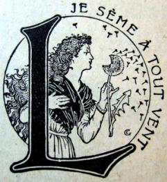 Le pissenlit, emblème de Diaspora* qui sème ses graines à tout vent
